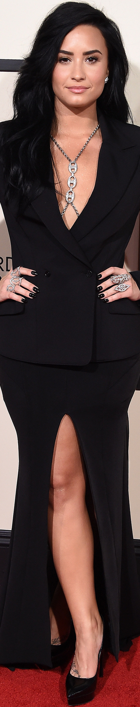 Demi Lovato 2016 Grammy's
