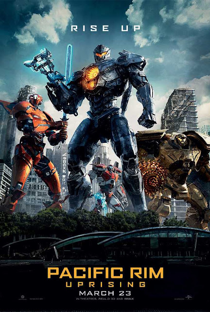 Poster Pacific Rim Uprising 2018 Full Movie Download Dual Audio Hindi 720p
