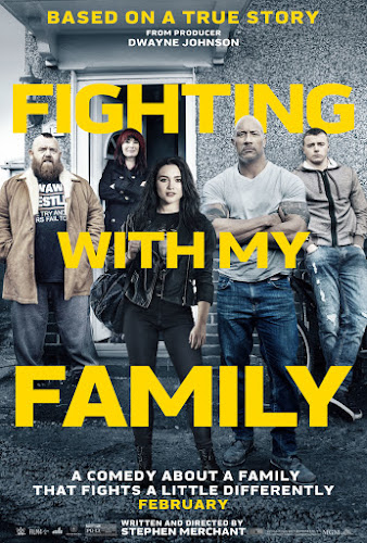 Fighting with My Family (Web-DL 720p Ingles Subtitulada) (2019)