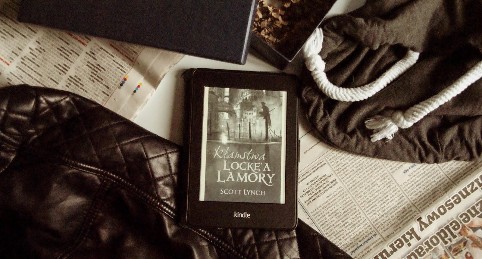 Kłamstwa Locke'a Lamory recenzja