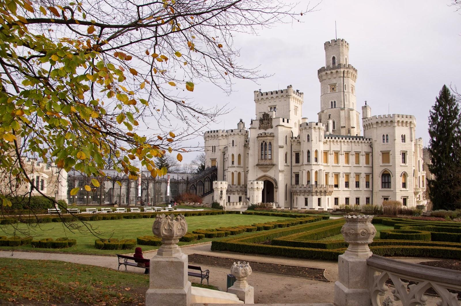 nad vltavou castle - photo #5