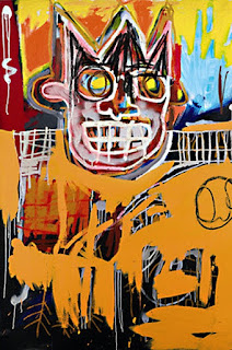 Studying  Under the Masters-Jean-Michael Basquiat- Alisa Burke