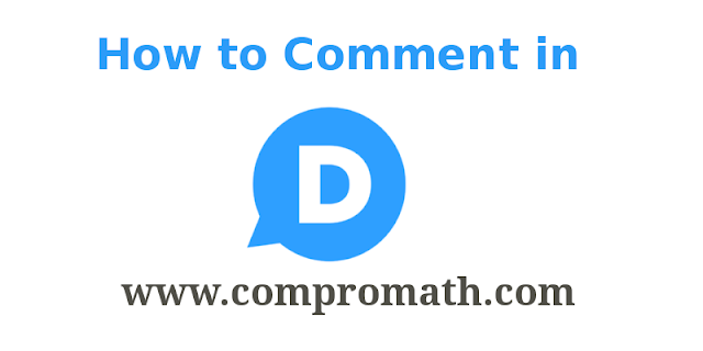 How to Comment on Disqus and Create Account Instantly