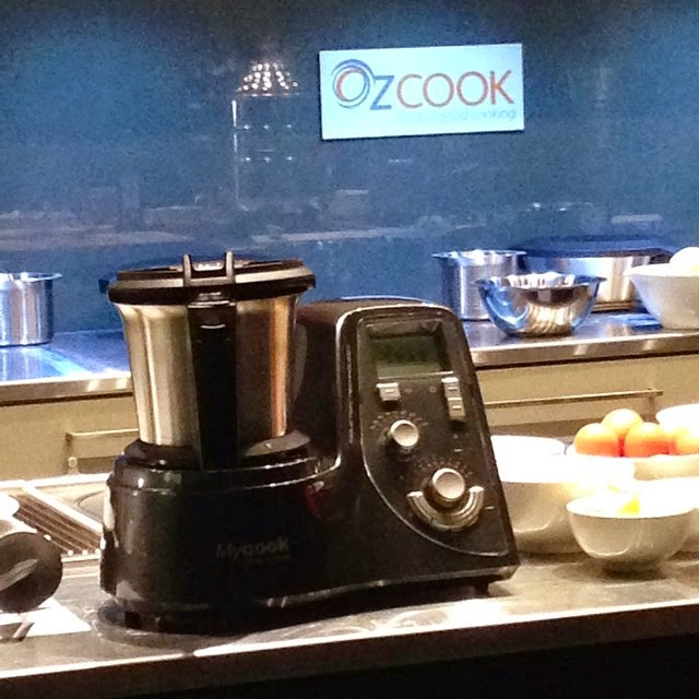 OzCook MyCook Machine