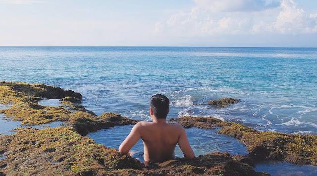 Pantai Tegal Wangi adalah Tempat Romantis di Bali