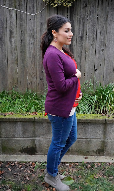 2nd trimester, 17 weeks, maternity outfits, maternity wear, thrifted, bump wear, bump outfit, maternity, non maternity