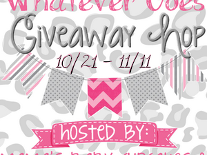 Whatever Goes With Tiny Love {Review + Giveaway}