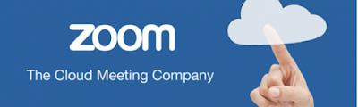 برنامج ZOOM CLOUD Meeting