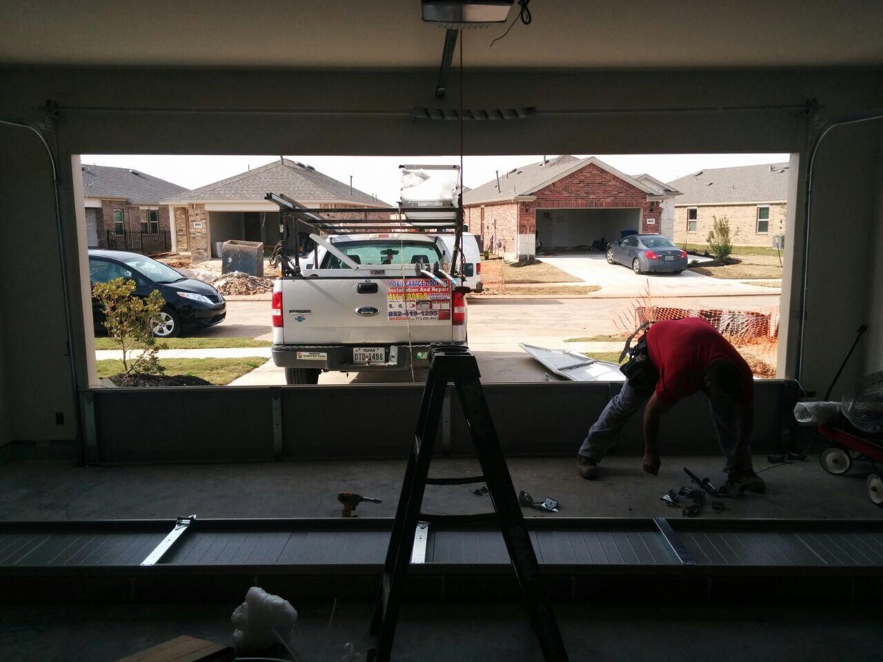 Broken Garage Door Spring Local Services Garage Door Repair Malibu