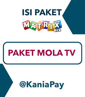 Paket Mola TV