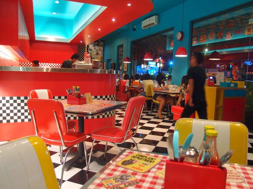 Cosmic Diner Bali Jakarta100bars Nightlife Reviews Best