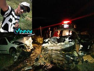 Identificada vítima de acidente