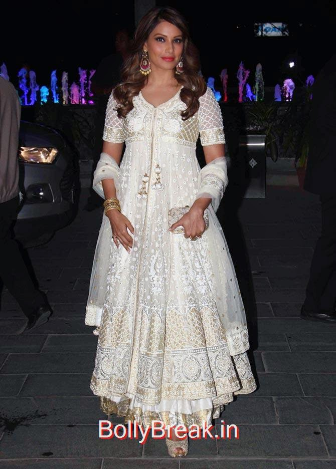 Bipasha Basu, Esha, Sridevi, Jacqueline, Sonali at Tulsi Kumar's wedding Reception