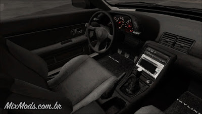 gta sa skyline r32 elegy interior