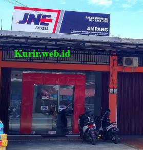 Alamat Agen JNE Express Di Padang