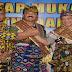 Panglima TNI dan Kapolri Dianugeri Gelar dari Datu Sila Dendeng Lombok
