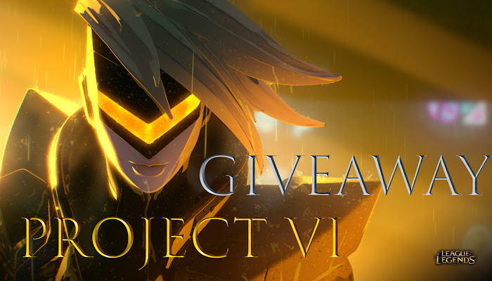PROJECT Vi - GiveAway - League of Legends | LoL
