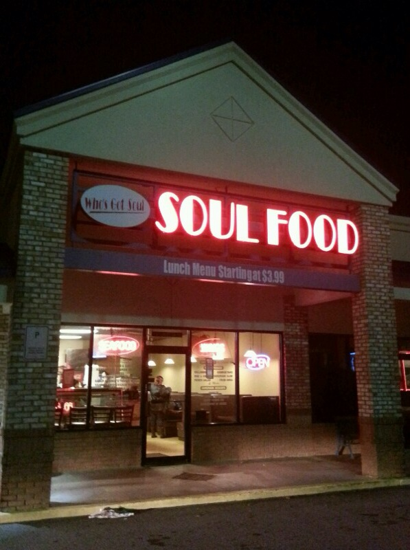 Soul Food Near Me Now