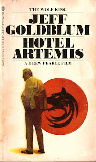 Hotel Artemis Los Angeles Music and Literary homage posters