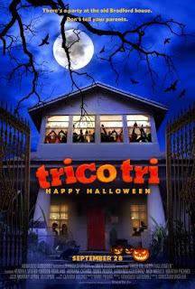 Truco o Trato Feliz Halloween en Español Latino