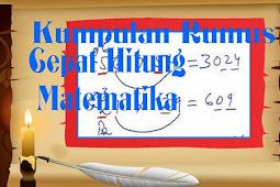 Aplikasi Cepat Hitung Matematika Semua Jenjang Sekolah