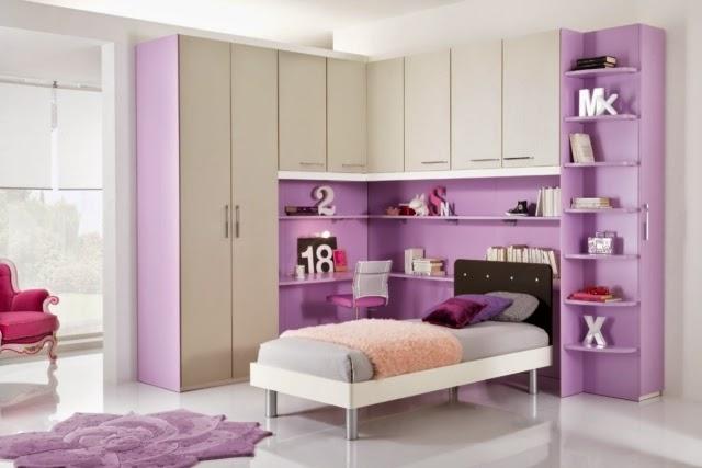 dormitorio moderno nia