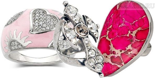 Особлива увага ювелірів і цінителів їхнього мистецтва залучають кільця зі  срібла Ювелірні будинки пропонують різноманітні срібні кільця 2dfb436613818