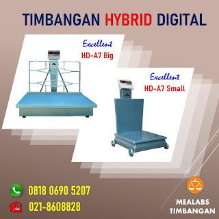 Timbangan Hybrid HD-A7