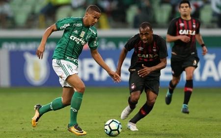 Assistir Atlético-PR x Palmeiras ao vivo grátis em HD 03/12/2017