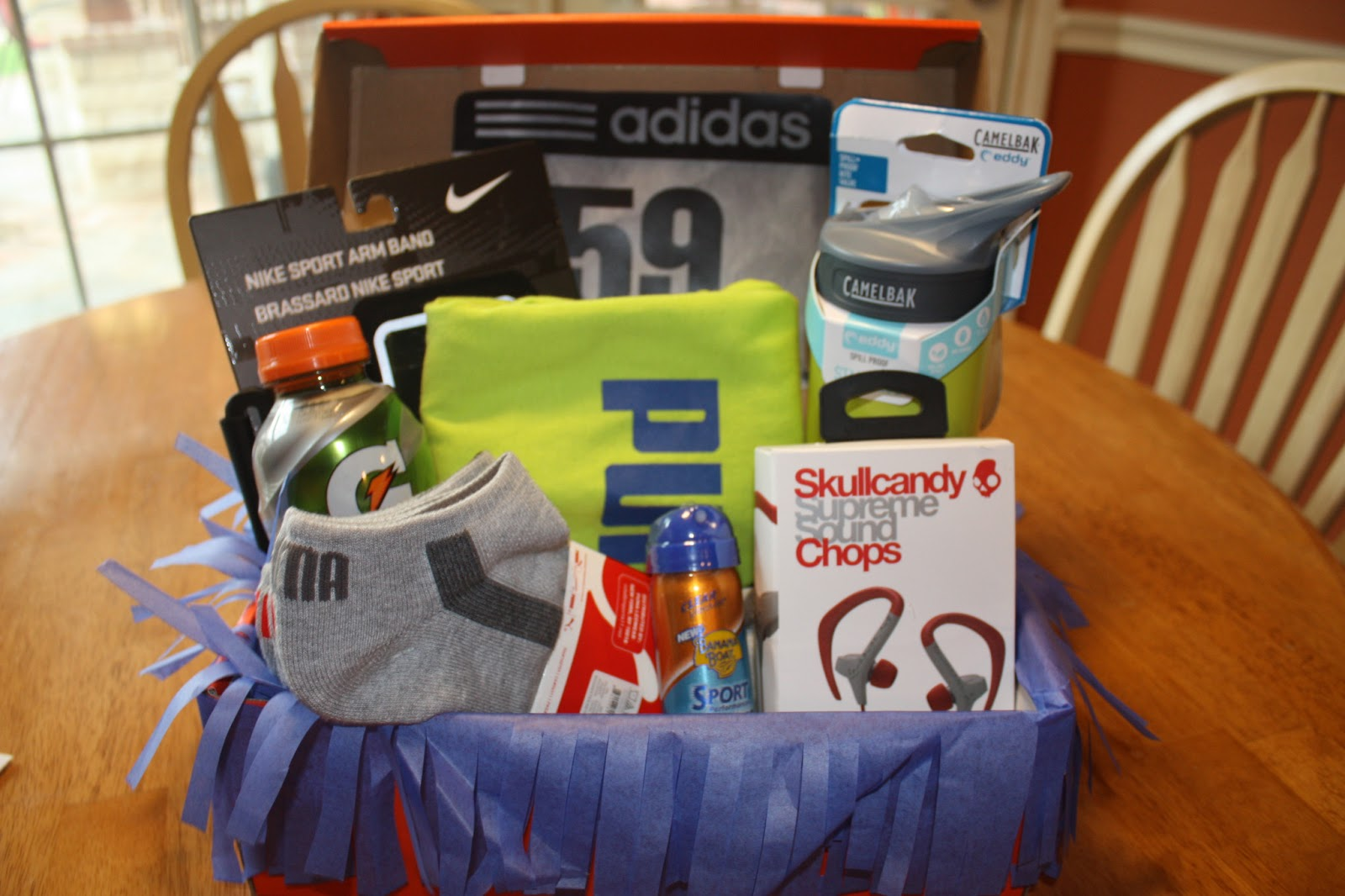 Fitness Gift Basket Ideas Related Keywords