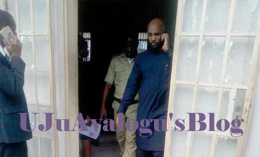 Aminu, ex-Vice President Atiku's son, snatches son from ex-wife