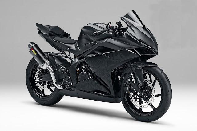 Inilah Harga dan Spesifikasi Honda CBR250RR Terbaru 2016