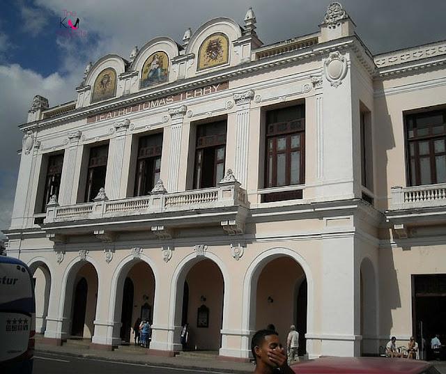 Teatro Tomas Terry Cuba