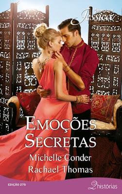Emoções Secretas (Michelle Conder e Rachel Thomas)