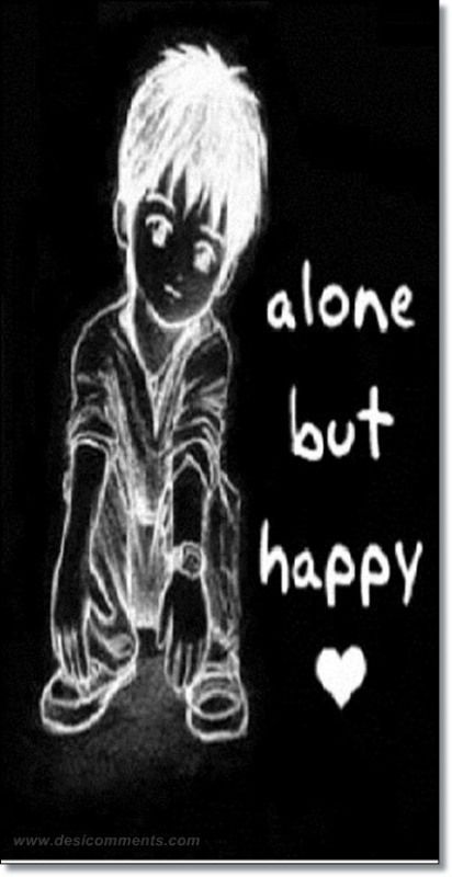 Lonely Sad Boy Quotes Heart Touching Alone Sad Boy Images And