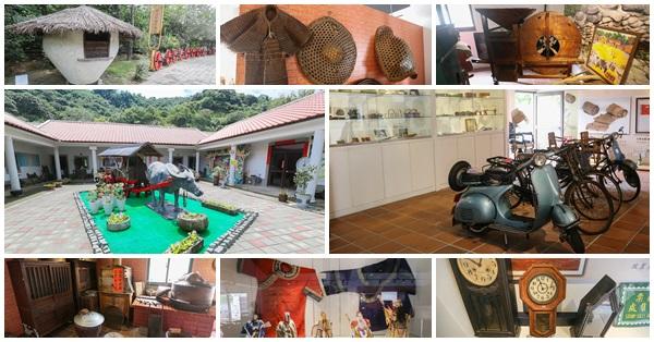 台中太平古農莊文物館、楓樹林謝道、頂坪公園