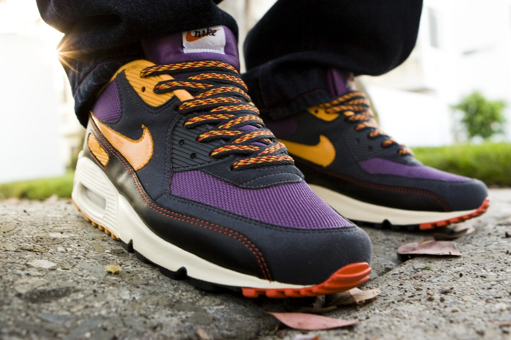 Nike Air Max 90 Powerwall 2005