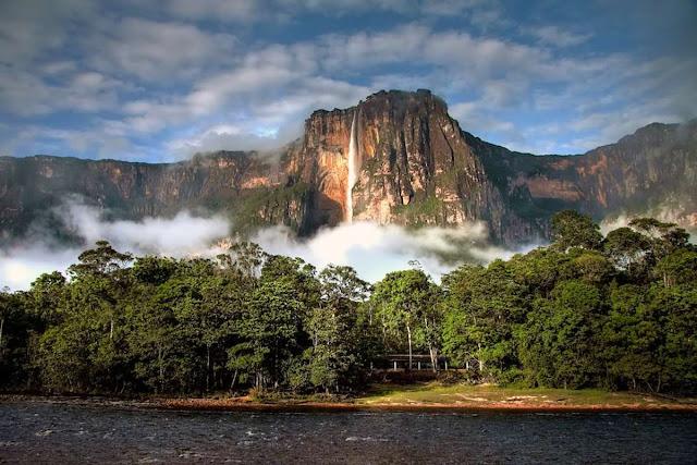 venezuela cascate angel
