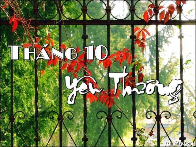 Chào tháng 10 yêu thương với những bài Thơ Tháng Mười hay nhất