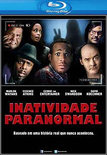 Inatividade Paranormal BluRay 720p Dual Áudio