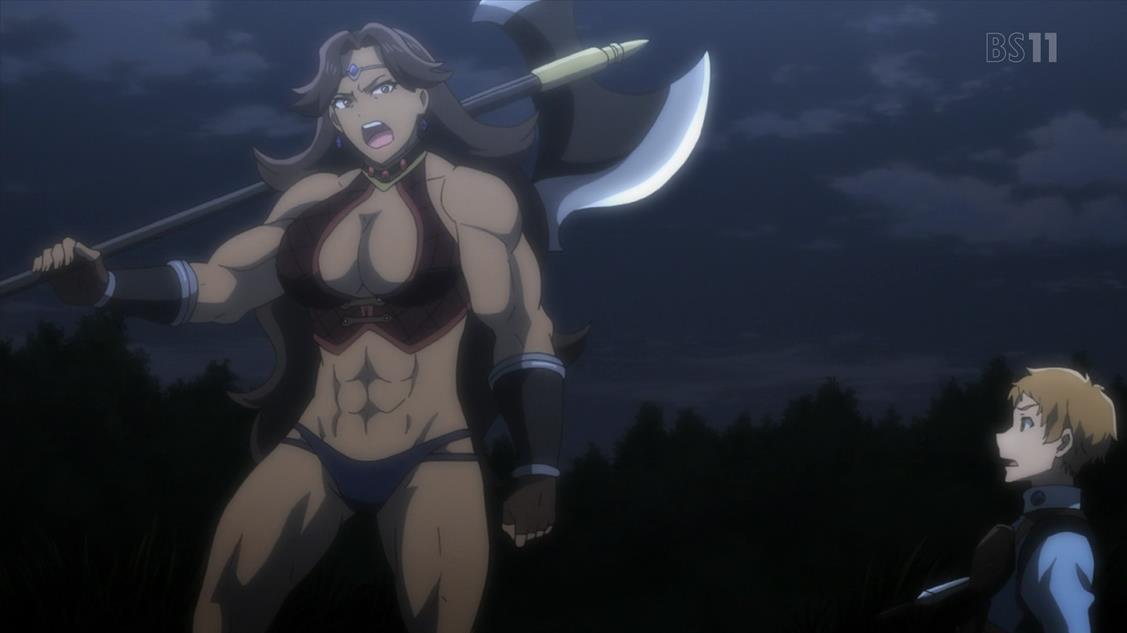 アニメ「ゴブスレ」11話感想:ゴブリンさん、盾にはらみ袋(犯した女性)くっつけて牽制wwwww【肉の盾】