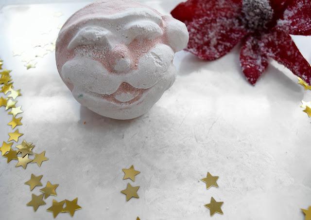 Lush Father Christmas Bath Bomb