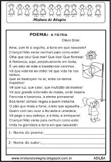Poema a Pátria
