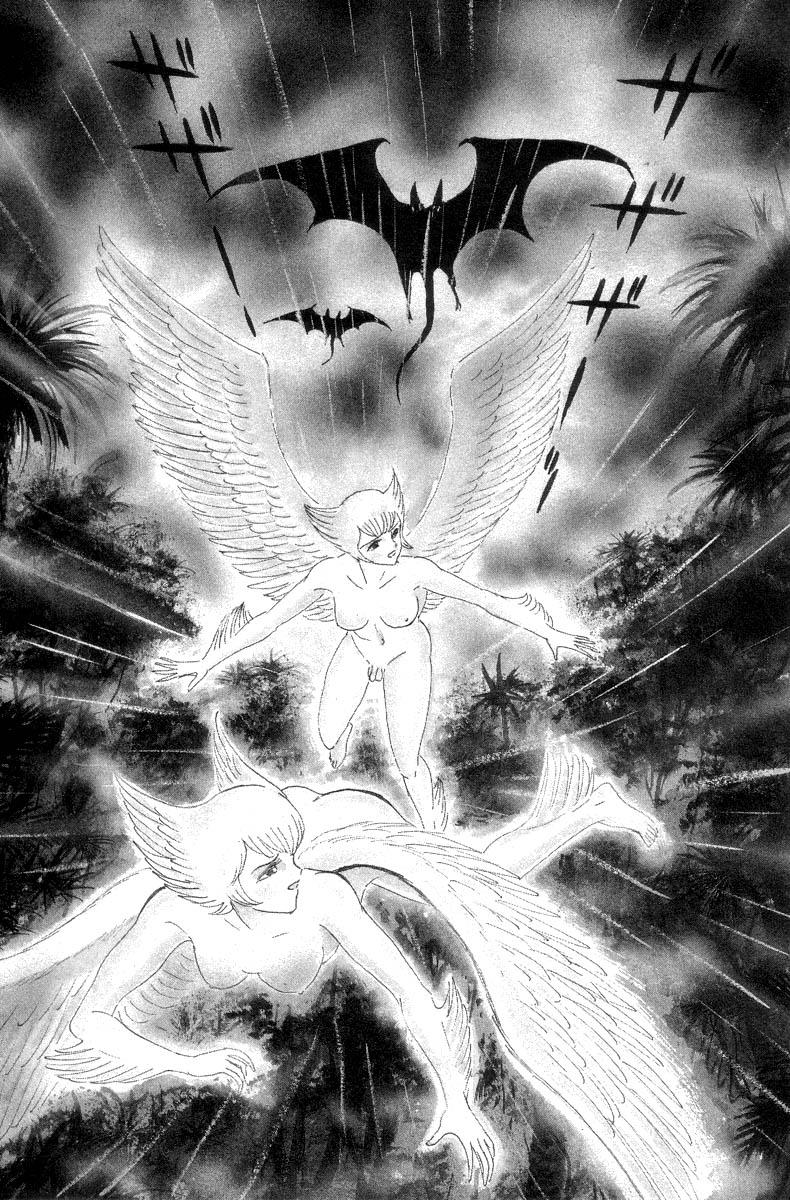 DevilMan chapter 1.1 trang 10