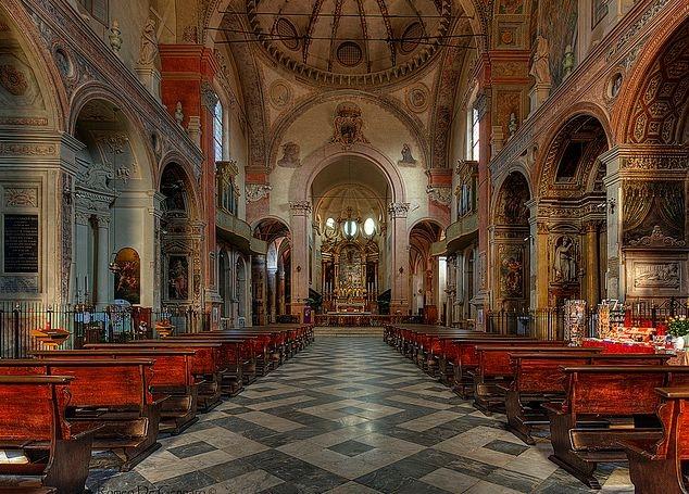 Cappella Bentivoglio in San Giacomo Maggiore