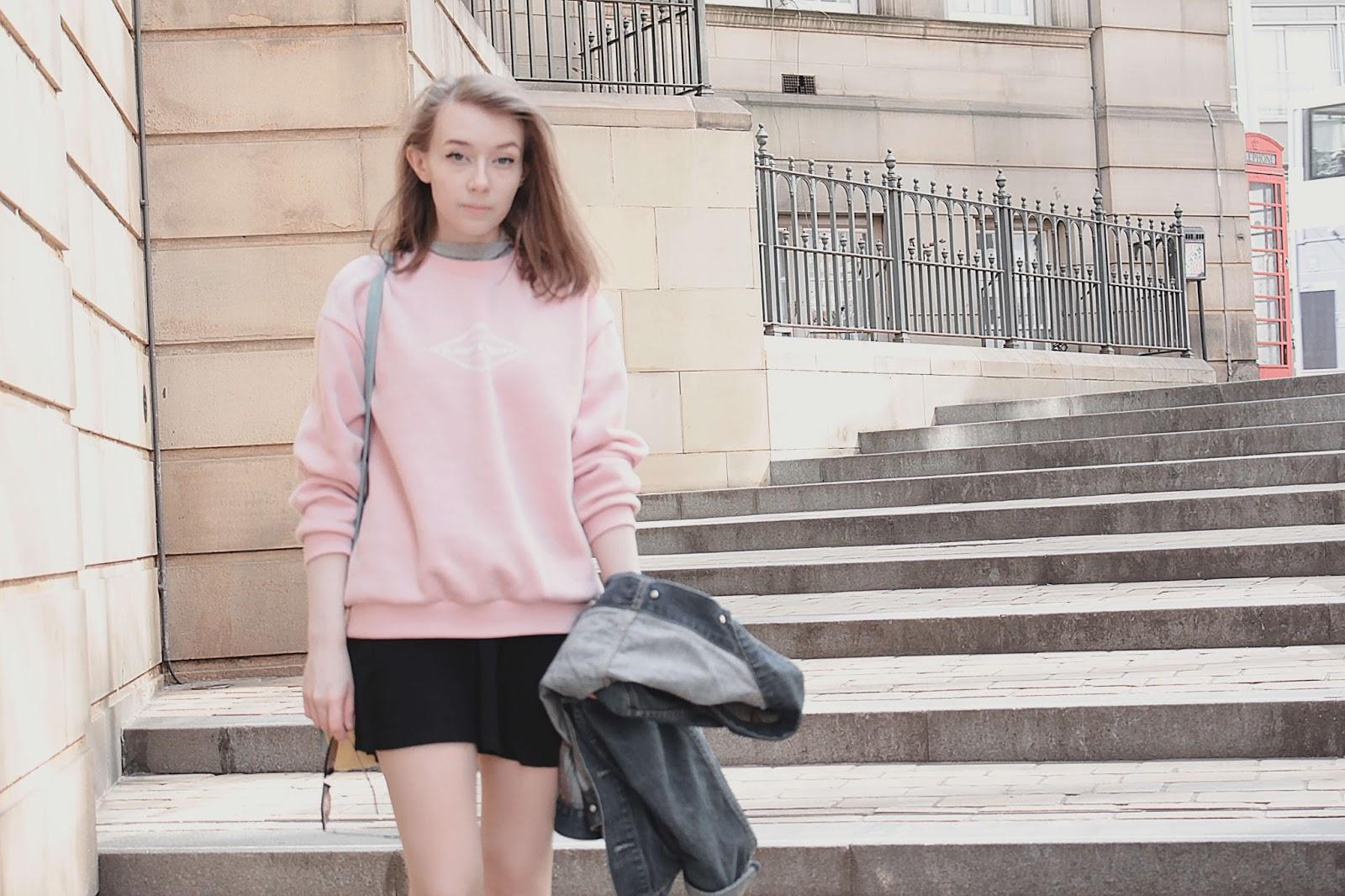 uk fashion blogger ootd inspiration little miss fii korean fashion ideas
