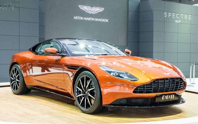 High Paying Keyword (HPK) Aston Martin Car Google Adsense List