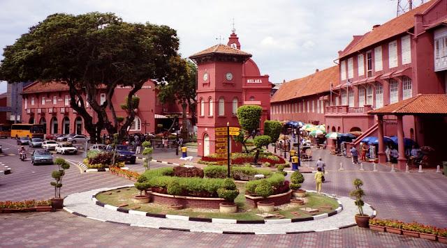 The Stadthuys - Paket Tour 5H4M Thailand (Hatyai) Malaysia Singapore Sep-Nov 2018 - Salika Travel