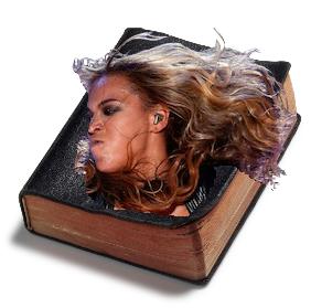 beyonce bible beyble