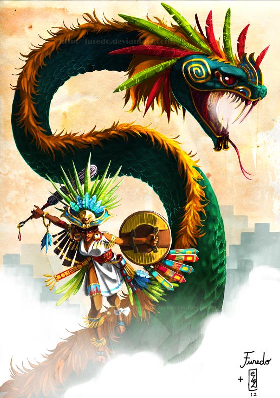 Quetzalcóatl  Quetzalcóatl